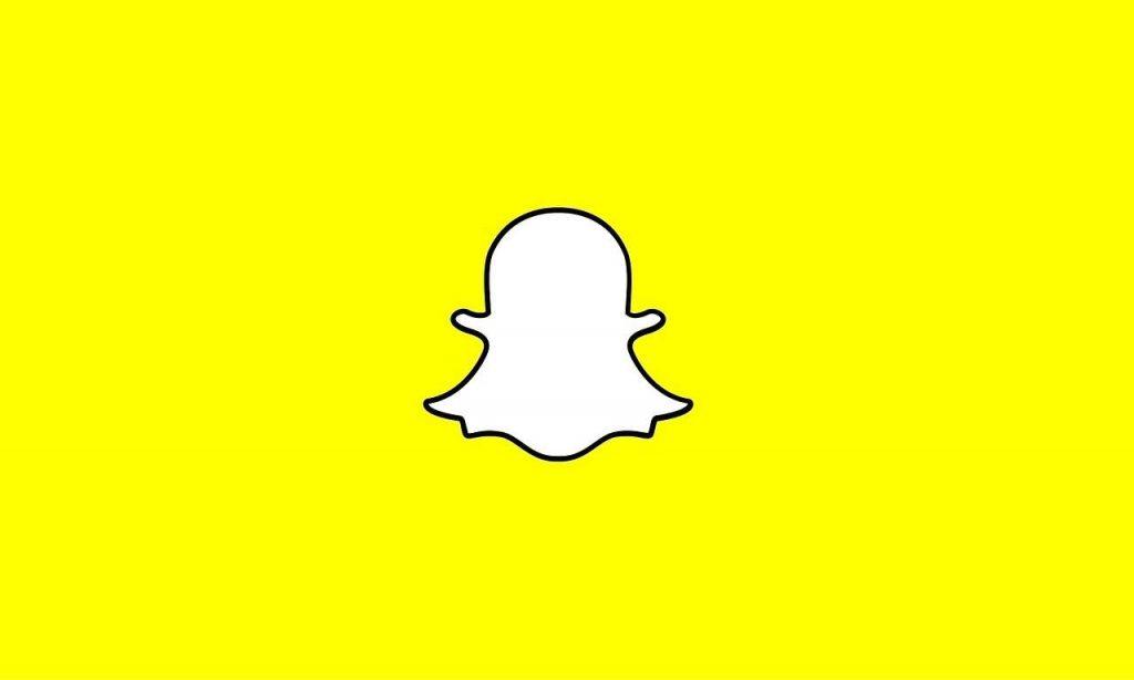 logo van de app snapchat