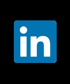 Linkedin logo voor volgers, likes, shares en comments kopen